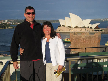 Ken, Angele, Opera House