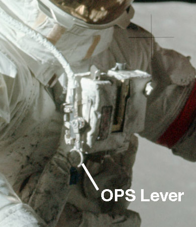OPS Activation Lever